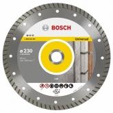 Disco de corte de diamante turbo Bosch para amoladora 125 mm