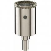 Scie à cloche diamant Bosch pour carrelage et céramique humides