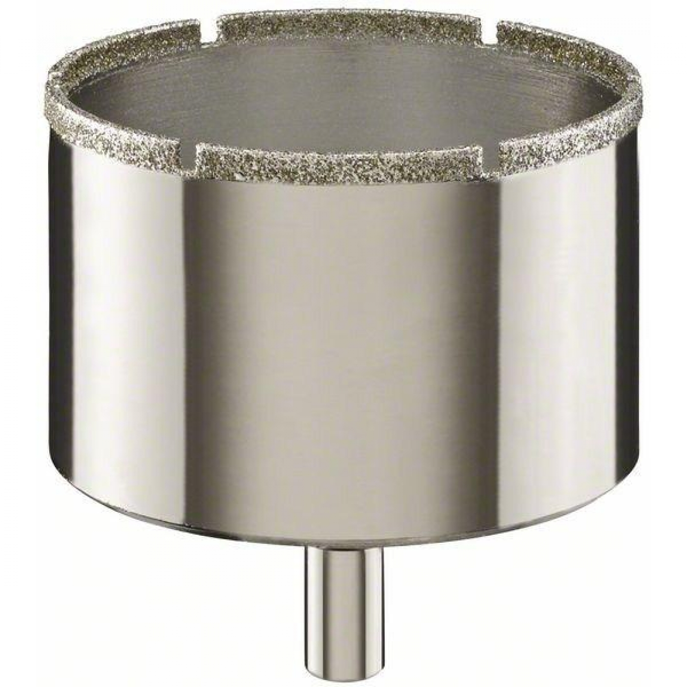 Sega a corona diamantata bosch 74 mm per piastrelle e - Sega per piastrelle ...
