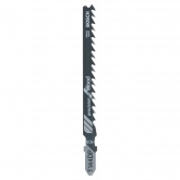 Lot de 2 lames de scie sauteuse T 144 DP Bosch pour coupes de précision du bois
