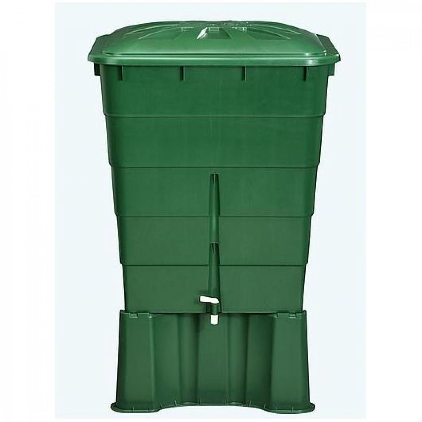 Dep sito rectangular con base por 79 50 en planeta huerto for Recuperar agua piscina verde