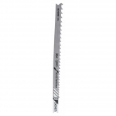 Confezione di due lame per sega da traforo U 345 XF Bosch per tagli in legno, metallo e plastica