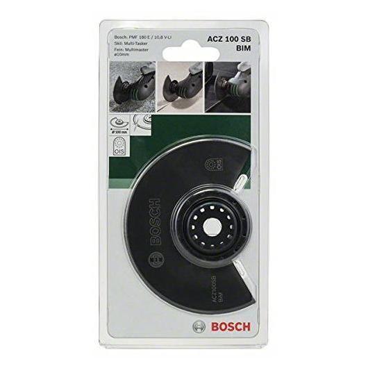Hoja de sierra Bosch ACZ 100 SB 100 mm para materiales aislantes