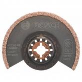 Hoja de sierra segmentada Carbide RIFF ACZ 85 RT3