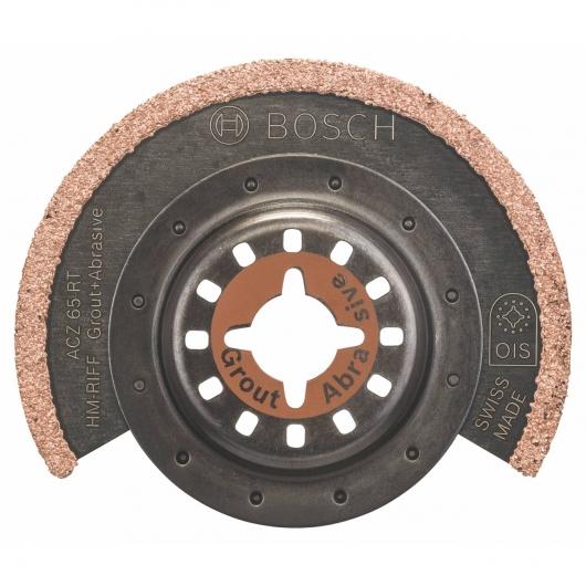Hoja de sierra Bosch ACZ 65 RT 65 mm para azulejos