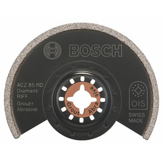 Lama da sega Bosch ACZ 85 RD 85 mm per piastrelle, vetro e plastica