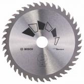 Disco standard Bosch per sega circolare 140 x 20/12.7 mm 40 denti