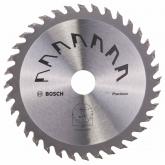 Disque de précision Bosch pour scie circulaire 130 x 20/16 mm 34 dents