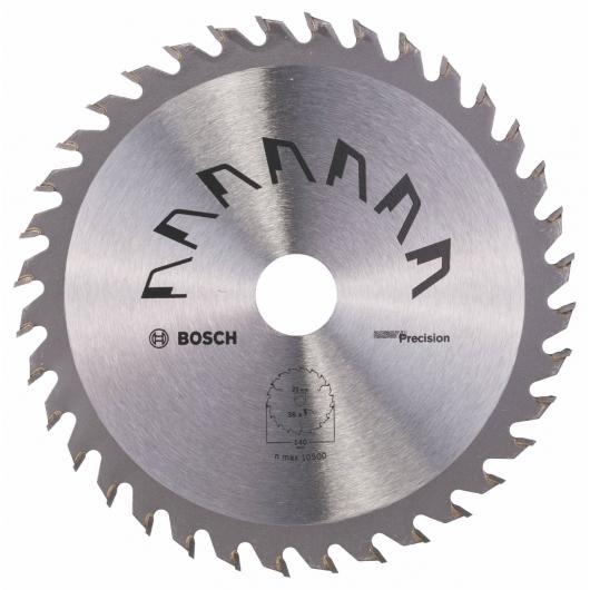 Disco di precisione Bosch per sega circolare 140 x 20/12.7 mm 36 denti