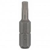 Pacote de 2 pontas Bosch Torx T 20 25 mm