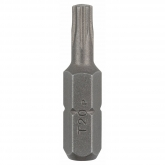 Confezione di 2 punte Bosch Torx T 20 25 mm