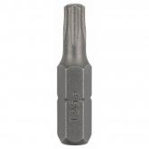 Pacote de 2 pontas Bosch Torx T 25 25 mm