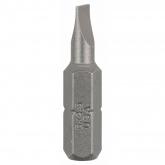 Pacote de 2 pontas Bosch planas Ls 0.6 x 4.5 25 mm
