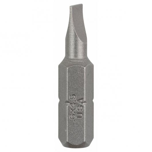 Pack de 2 puntas Bosch planas Ls 0.6 x 4.5 25 mm