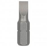 Pacote de 2 pontas Bosch planas Ls 0.8 x 5.5 25 mm
