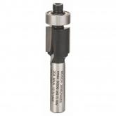 Fresa Bosch HM para enrasar y biselar 8 x 12.7 mm