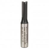 Fresa Bosch HM de dos filos para ranurar8 x 6 mm