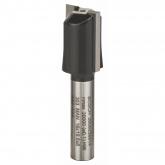 Fresa Bosch HM de dos filos para ranurar 8 x 16 mm