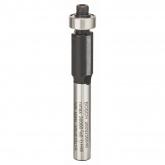 Fresa Bosch HM para enrasar y biselar 9.5 x 12.6 mm 1/4?