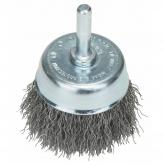 Brosse en fil de nylon ondulé Bosch pour perceuse 50 mm