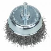 Escova de arame ondulado Bosch para berbequim 70 mm