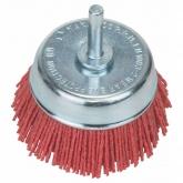 Escovas de arame de nylon com coríndon Bosch para berbequim 75 mm