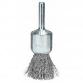 Brosse en fil de nylon ondulé Bosch pour perceuse 25 mm