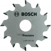 Disque de coupe Bosch 12 dents pour scie circulaire PKS 16 Multi