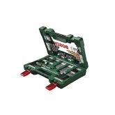 Valigetta Bosch V-line 91 pezzi per forare e avvitare
