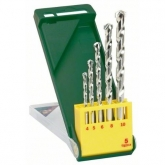 5 Bosch drill bits for stone
