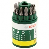 Set di 10 pezzi Ph+SL Bosch per avvitare