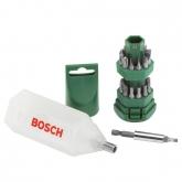 Set de 25 piezas para atornillar Big Bit Bosch
