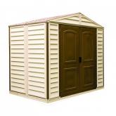 Caseta de PVC Storeall Duramax