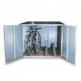 Caseta para guardar bicicletas Duramax