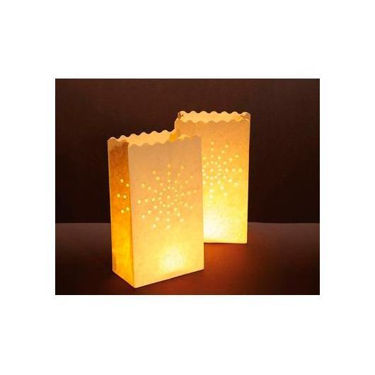 Lampes décoratives en papier
