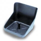 Suporte bloco sal plástico