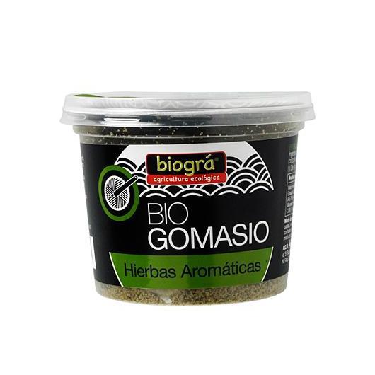 Gomasio Hierbas Aromáticas Bio Biográ, 120g