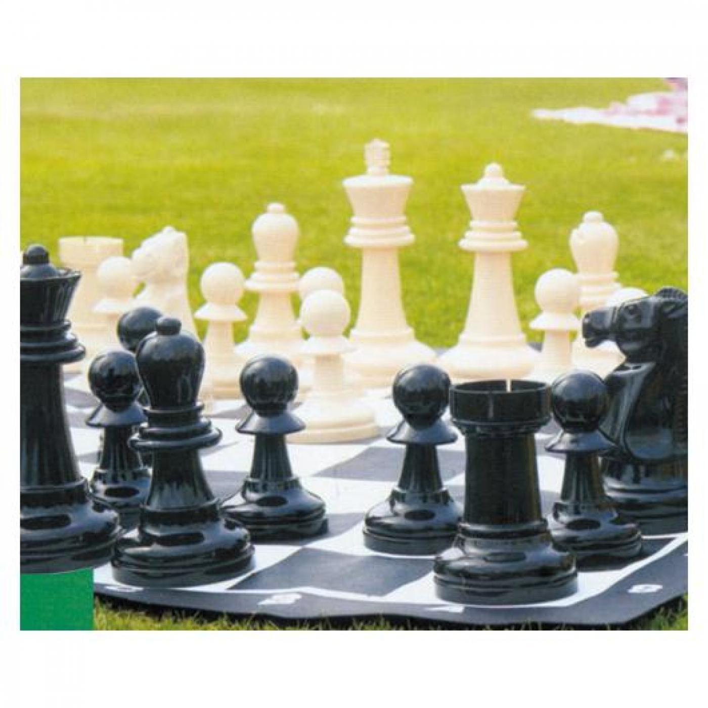 Juego ajedrez jardin por 44 97 en planeta huerto for Ajedrea de jardin