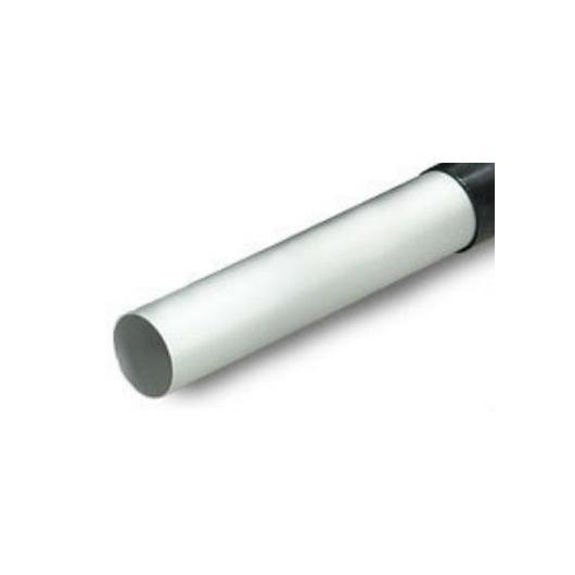 Boca de tubo de aspiración de acero para aspiradores de cenizas Stayer