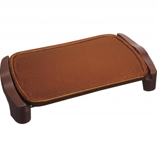 Planche à griller en terre cuite 46 x 28 cm Magic, Jata