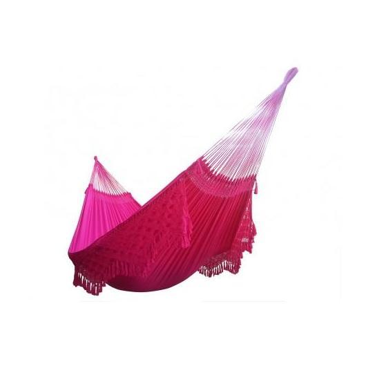 Amaca Comfort Pink L (con frange)