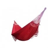 Hamaca Comfort Rossa L (con frange)