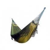 Rede Premium Decor Verde XL (com varanda)