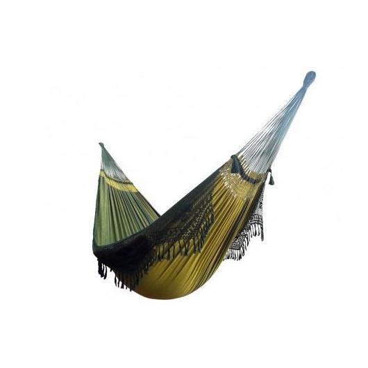 Hamaca Premium Decor Verde XL (con veranda)