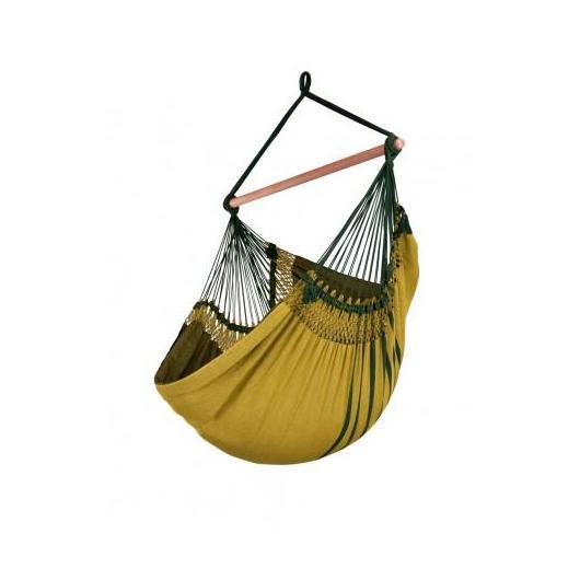 Hamaca Silla Premium Decor Verde