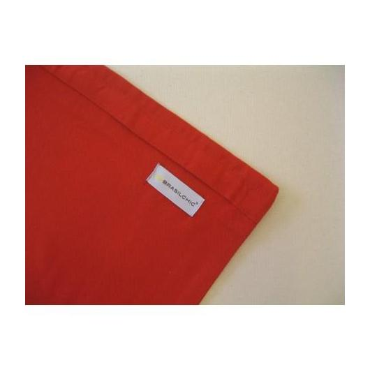 Cojin Cuadrado Rojo