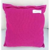 Almofada quadrada Premium Pink