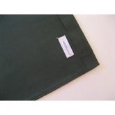 Almofada quadrada premium verde