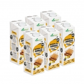 Soria Natural organic rice, cinnamon & lemon milk pack of 3 x 1ltr