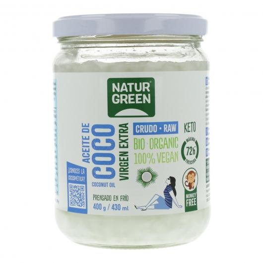 Aceite de Coco Virgen Bio NaturGreen